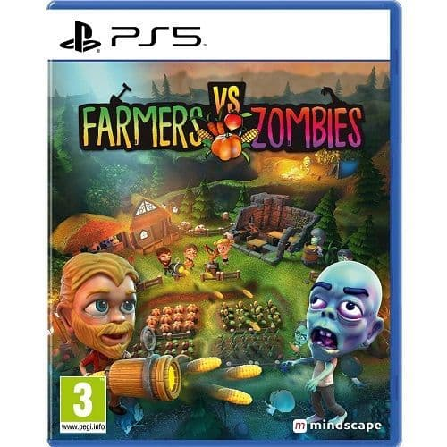 Farmers vs Zombies PS5 Game